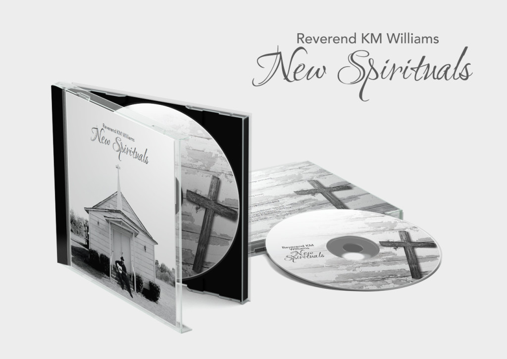 New Reverend KM Williams CD Out Soon