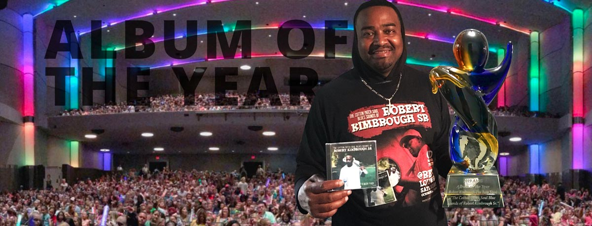 Janky Produced, Robert Kimbrough Release wins AMG Album of the Year