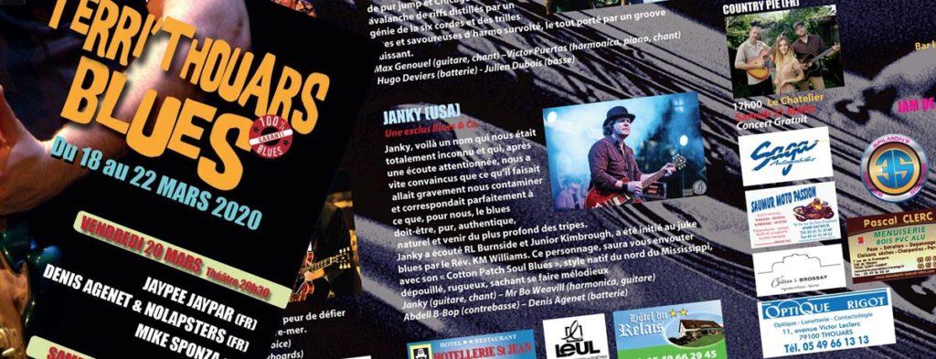 Janky in Terri'Thouars Blues
